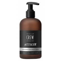 Бодрящий гель для душа American Crew Acumen Invigorating Body Wash 290 ml