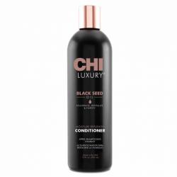 CHI LUXURY Black Seed  Кондиционер восстанавливающий с маслом черного тмина 355 ml
