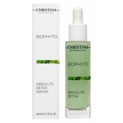 Детокс-сыворотка для лица Абсолют Christina Bio Phyto Absolute Detox Serum 30 ml