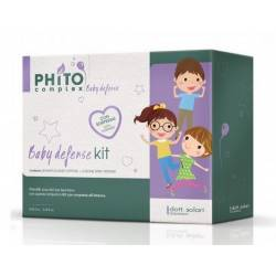 Детский набор для волос Dott. Solari Phitocomplex Baby Defense Kit 250 ml+100 ml