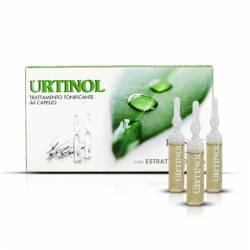 Тонизирующее средство с экстрактом крапивы в ампулах против жирности кожи головы и себореи Dikson URTINOL 10x10 ml