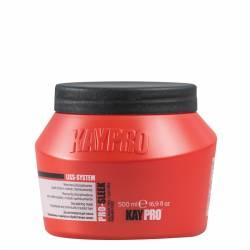 Дисциплинирующая маска для выпрямленных волос KayPro Pro-Sleek Mask 500 ml