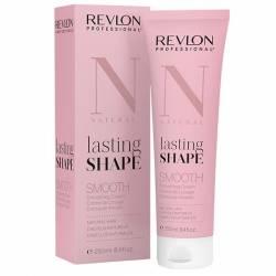 Долговременное выпрямление для нормальных волос Revlon Professional Lasting Shape Smoothing Cream For Natural Hair 250 ml