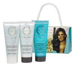Дорожный набор для питания волос Barex Olioseta Oro del Marocco Travel Kit 3x100 ml