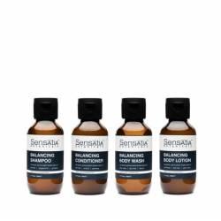 Дорожный набор для волос Баланс Sensatia Botanicals Balancing Travel Set 4x50 ml