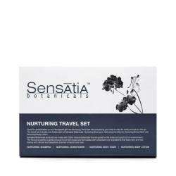 Дорожный набор для волос Питание Sensatia Botanicals Nurturing Travel Set 4x50 ml