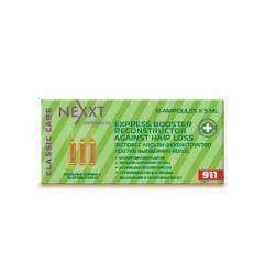 Экспресс лосьон-реконструктор против выпадения волос Nexxt Professional EXPRESS BOOSTER 10x5 ml