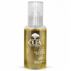 Эликсир для волос с аргановым и льняным маслом Dott.Solari Olea Argan Elisir 50 ml