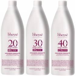 Эмульсионный окислитель с кокосовым маслом и пчелиным воском Bheyse Emulsione Ossidante 6%, 9%, 12% 1000 ml