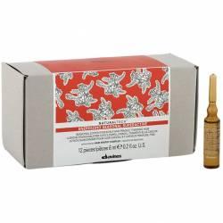 Энергетический лосьон для волос Davines Natural Tech Energizing Lotion 12x6 ml
