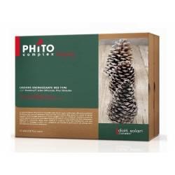 Энергетический лосьон для волос Красный тип Dott. Solari Phitocomplex Red Type Energizing Lotion 13x6 ml
