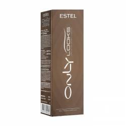 Estel ONLY Looks Фарба для брів і вій Коричнева 50 ml