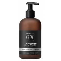 Ежедневный шампунь для волос American Crew Acumen Daily Thickening Shampoo 290 ml