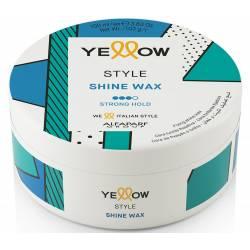 Фиксирующий воск с блеском Alfaparf Yellow Style Shine Wax 100 ml