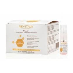 Филлер для реконструкции и восстановления волос Nevitaly Filler Ialo3 Intensive 6x10ml