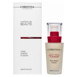 Флюид для лица Великолепие на основе экстракта винограда Christina Chateau de Beaute Vino Sheen Fusion 30 ml