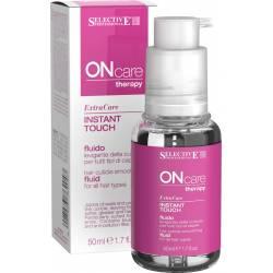Флюид для выравнивания и защиты поверхности кутикулы посеченных волос Selective Professional 50 ml