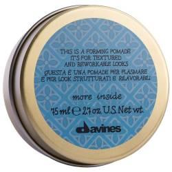 Формирующая помадка для волос Davines More Inside Forming Pomade 75 ml