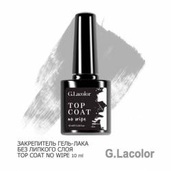 Топ без липкого слоя G.Lacolor TOP COAT NO WIPE 10 мл.