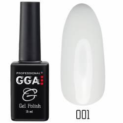 Гель-лак GGA Professional 10 мл. №001