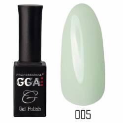 Гель-лак GGA Professional 10 мл. №005