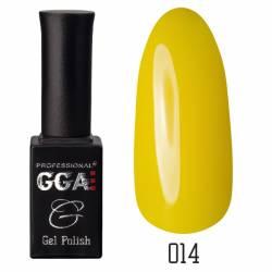 Гель-лак GGA Professional 10 мл. №014