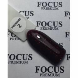Гель-лак Foсus 8 мл. №02