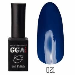 Гель-лак GGA Professional 10 мл. №021