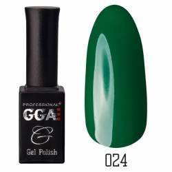 Гель-лак GGA Professional 10 мл. №024