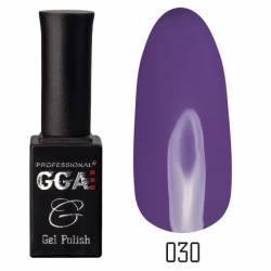Гель-лак GGA Professional 10 мл. №030