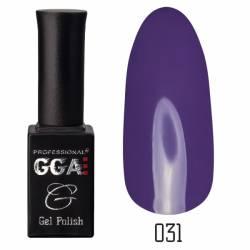 Гель-лак GGA Professional 10 мл. №031