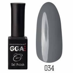 Гель-лак GGA Professional 10 мл. №034