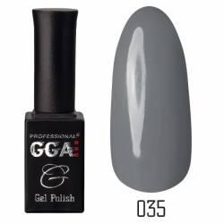 Гель-лак GGA Professional 10 мл. №035