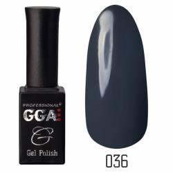 Гель-лак GGA Professional 10 мл. №036