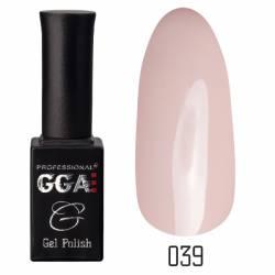 Гель-лак GGA Professional 10 мл. №039