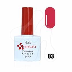 Гель-лак Nails Molekula 11 мл. №03