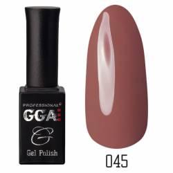 Гель-лак GGA Professional 10 мл. №045