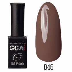 Гель-лак GGA Professional 10 мл. №046