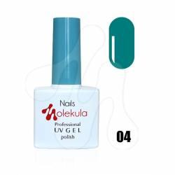 Гель-лак Nails Molekula 11 мл. №04