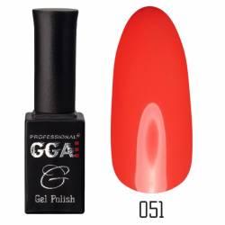 Гель-лак GGA Professional 10 мл. №051