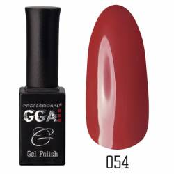 Гель-лак GGA Professional 10 мл. №054