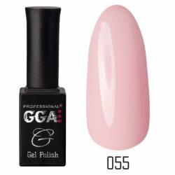 Гель-лак GGA Professional 10 мл. №055