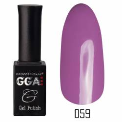 Гель-лак GGA Professional 10 мл. №059