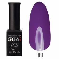 Гель-лак GGA Professional 10 мл. №061