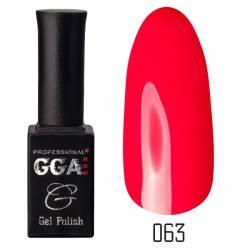 Гель-лак GGA Professional 10 мл. №063