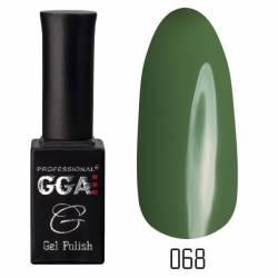 Гель-лак GGA Professional 10 мл. №068