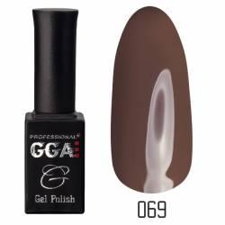 Гель-лак GGA Professional 10 мл. №069