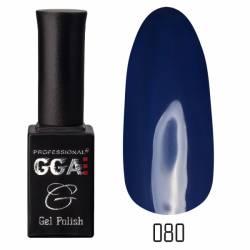 Гель-лак GGA Professional 10 мл. №080