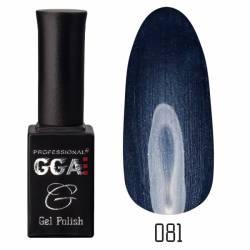 Гель-лак GGA Professional 10 мл. №081