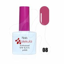 Гель-лак Nails Molekula 11 мл. №08